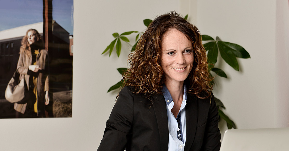 Mitarbeiter bei fuljoyment | Stephanie Kenzler